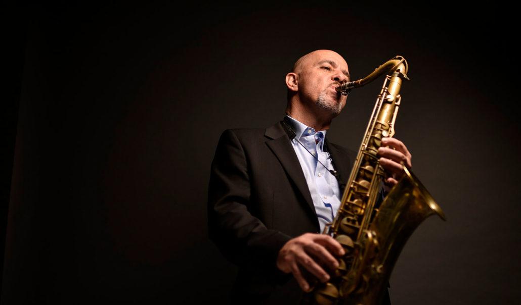 Live Saxophonist
